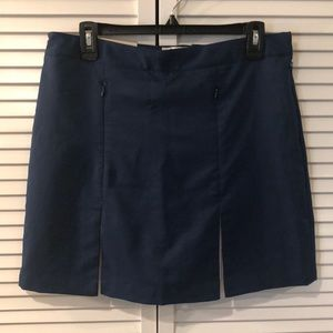 Greg Norman Perfect Fit Pleated Skort Size 10 NWT